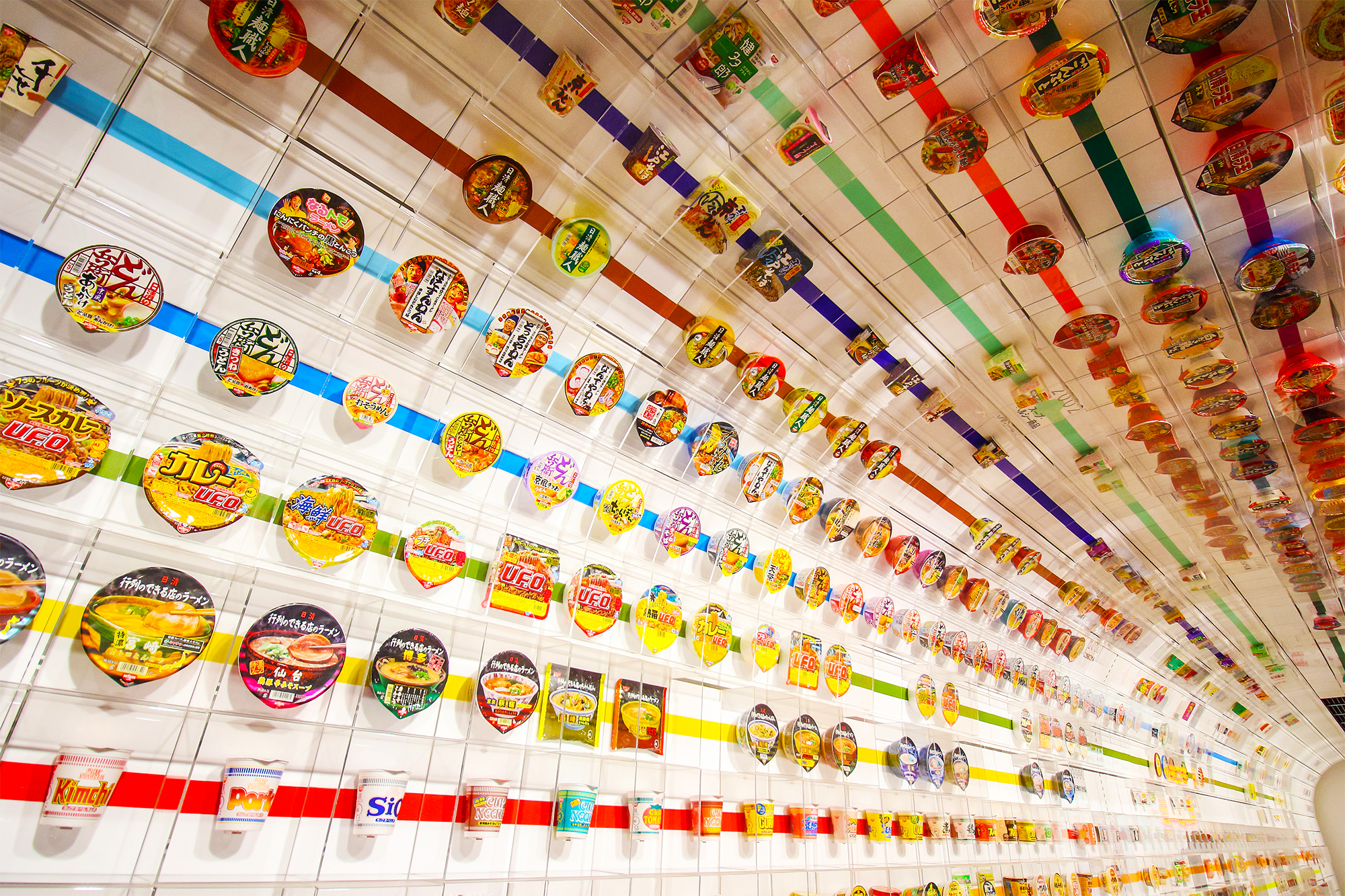 Ramen Museum - เที่ยวโอซาก้า by Techtravel
